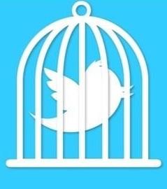 Twitter nous met en cage